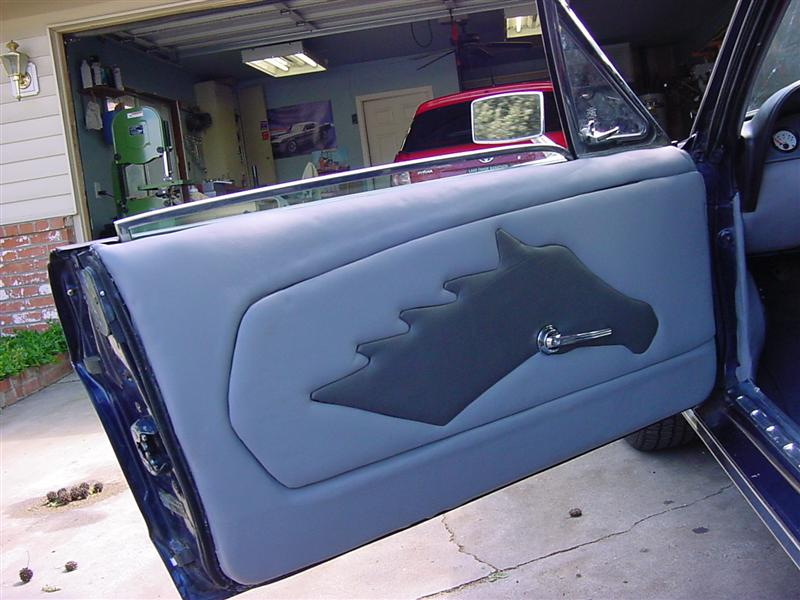 Door Panels For A 65fb Vintage Mustang Forums